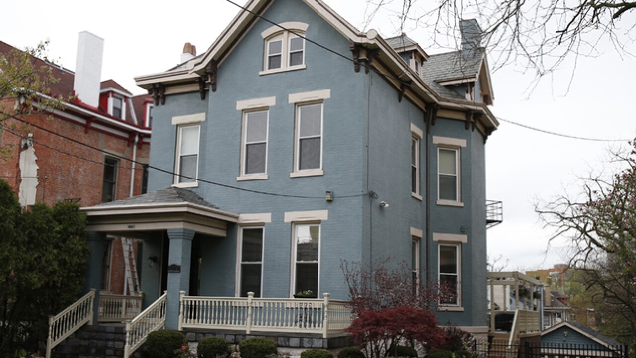 Home Tour: They weren't looking for a project -- until they saw this E. Walnut Hills 1885 Victorian