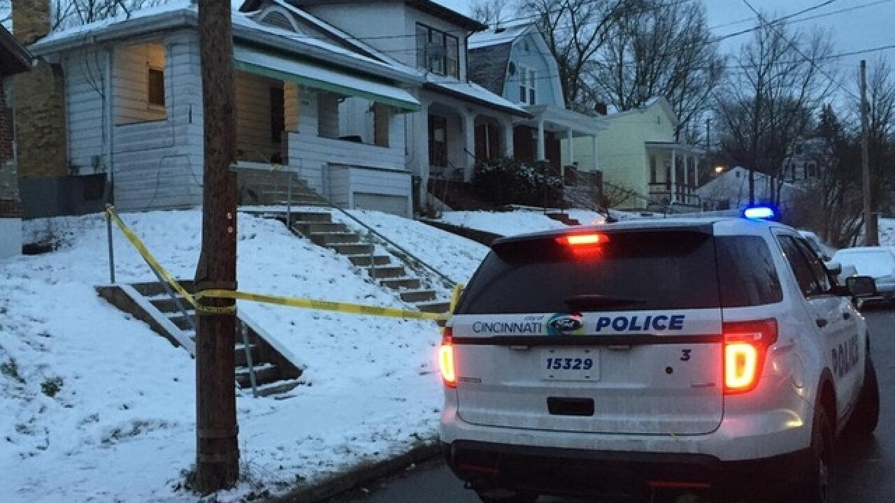 PD: Father shot teen son, thought to be intruder