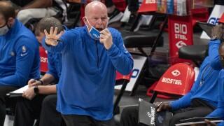 Steve Clifford Magic Mavericks Basketball