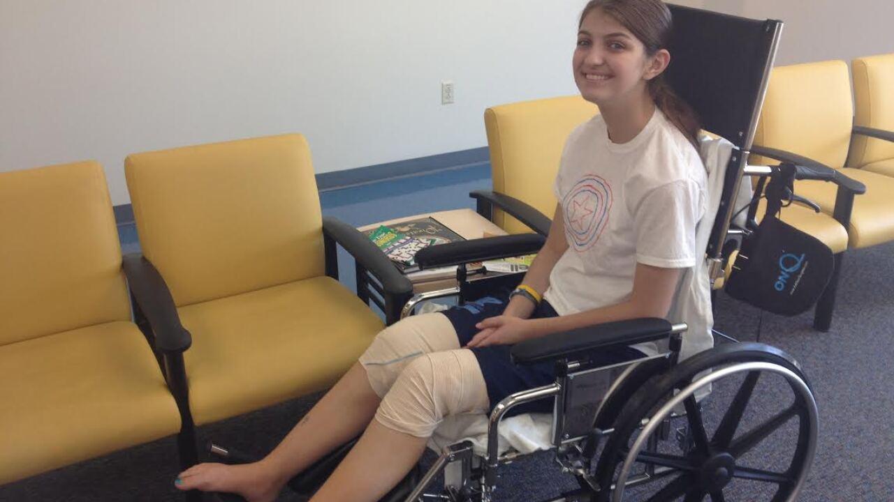 BYU student publishing second novel says being bedridden due to rare bone disorder made her awriter