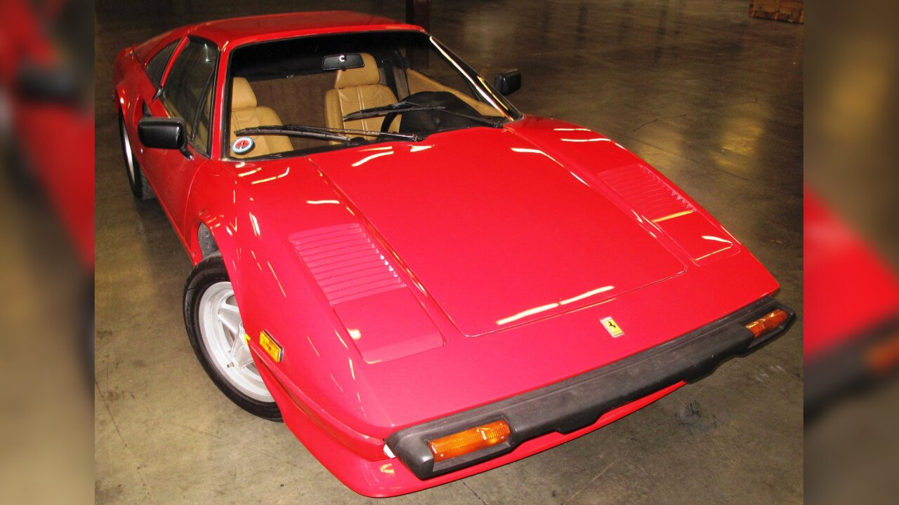 Ferrari stolen 28 years ago found as it was being shipped to Poland