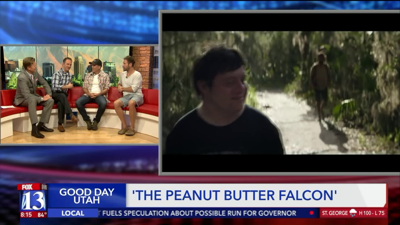 The writers and directors of 'The Peanut Butter Falcon' talk about the movie on GDU