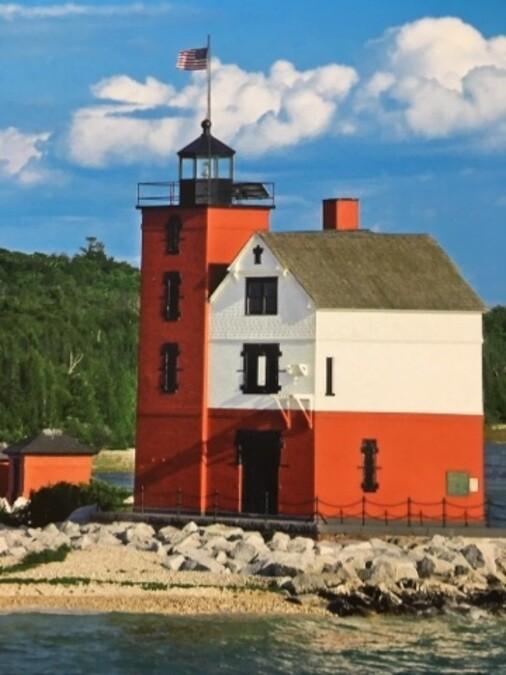 Round Island Lighthouse - Round Island, MI.JPG