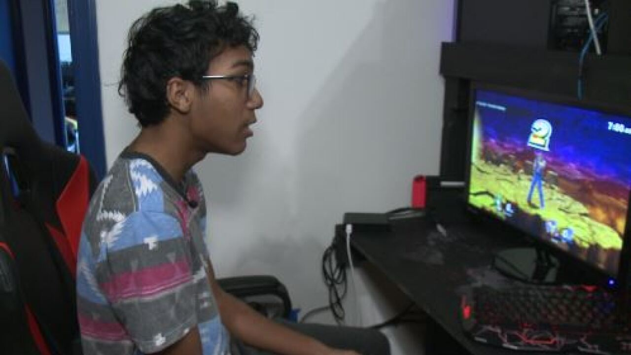 Chesapeake teen competes to break world record for playing video game for almost 3 days straight