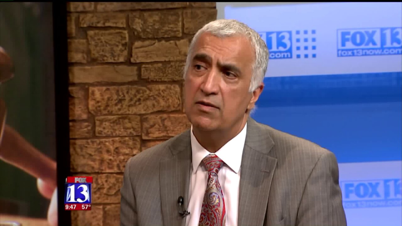 3 Questions with Bob Evans: DA Sim Gill on immigration, police use offorce