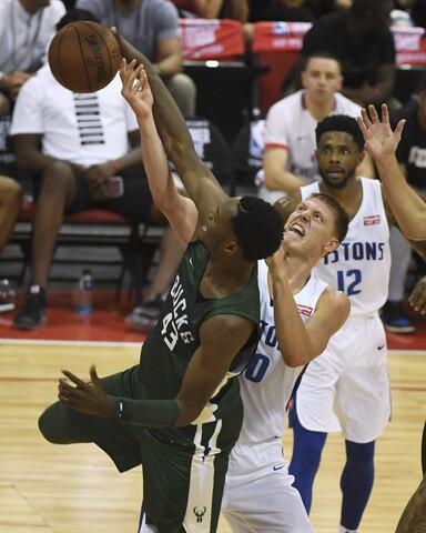 PHOTOS: NBA Summer League in Las Vegas | 2018