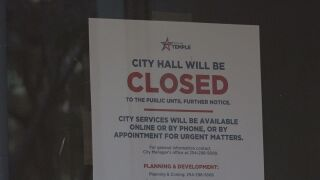 Local city makes closures amid rise in COVID-19 case across Texas