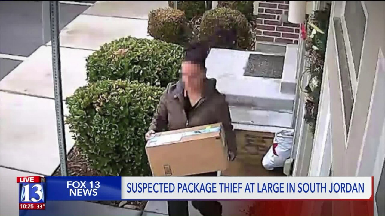 South Jordan man says package was stolen, replaced with empty one