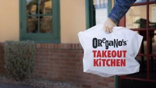 Oreganos Takeout Kitchen - handout