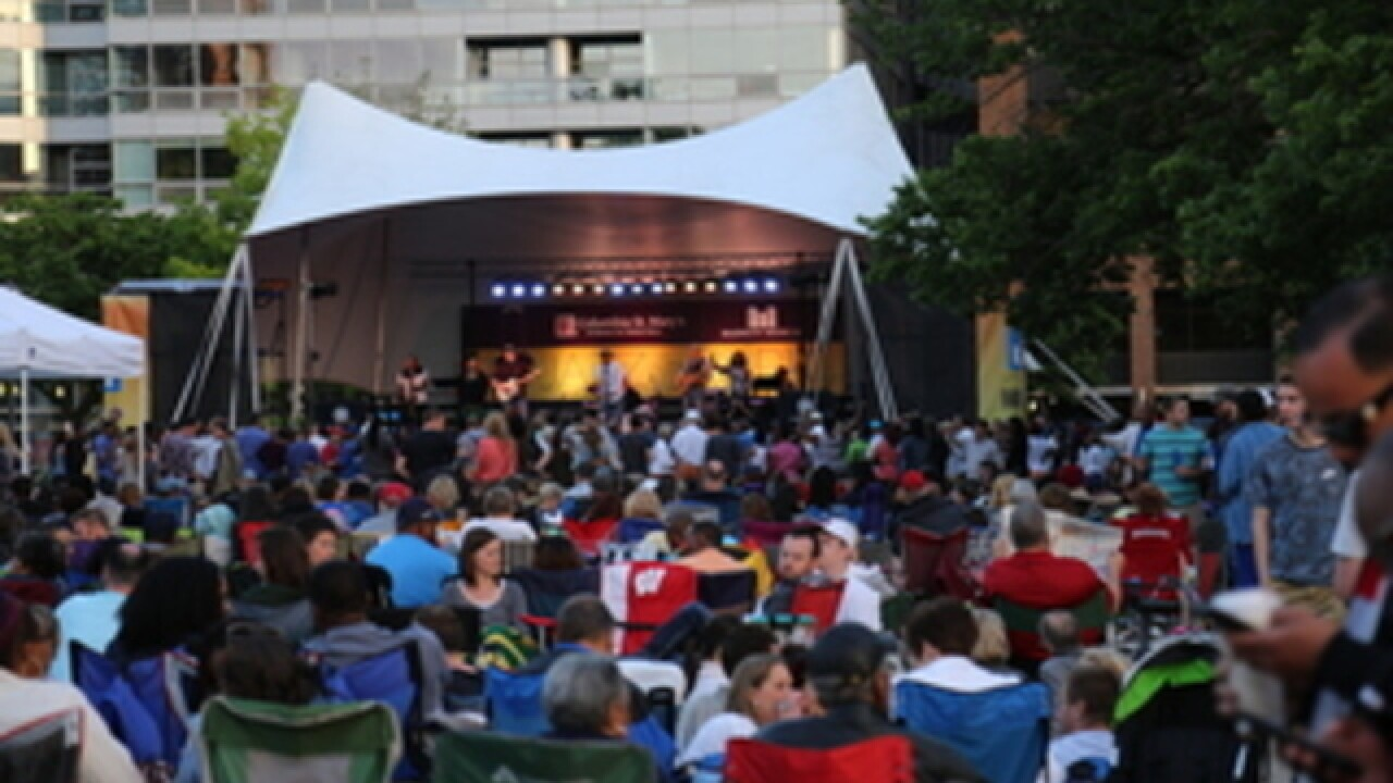 Jazz in the Park returns May 31 with many genres