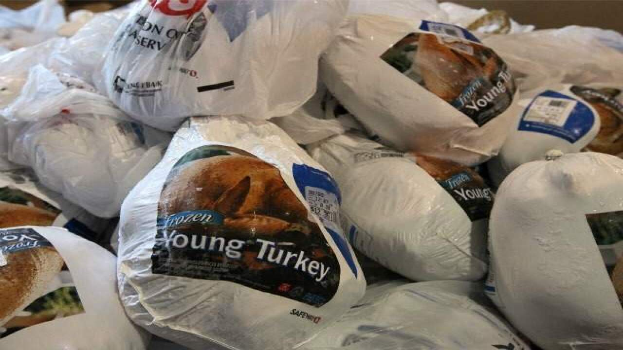 Free turkey giveaways to help you this holiday season