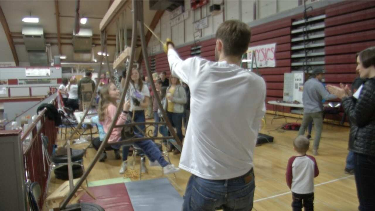 Helena High School brings science to life at annual Science Circus