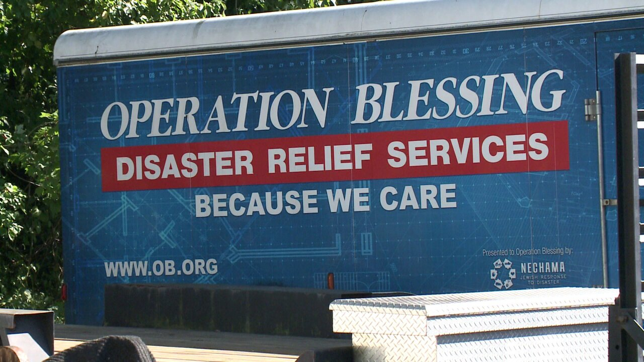 Operation Blessing volunteers head to Florida to help with Hurricane Dorianrelief