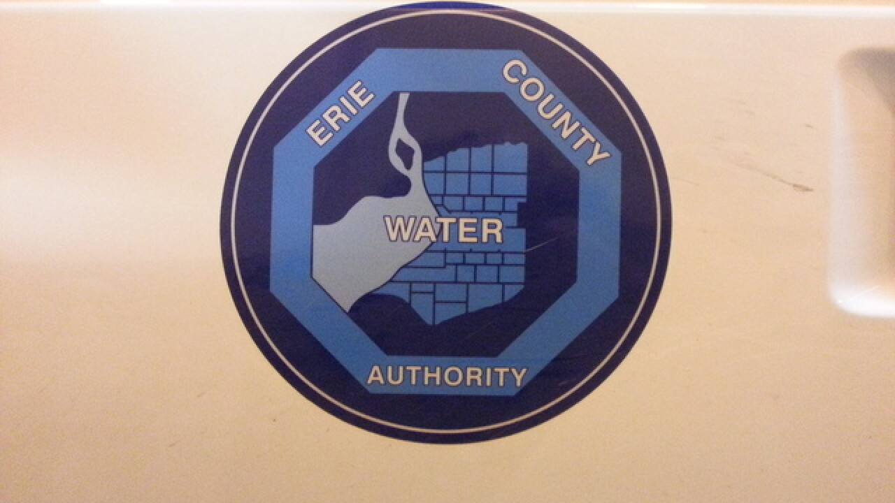 Erie County Water Authority: Southtowns residents should conserve water