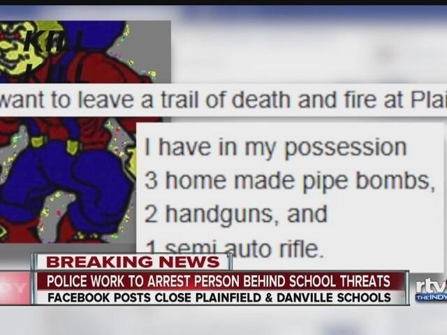 TIMELINE: Brian Kil Plainfield threats investigation