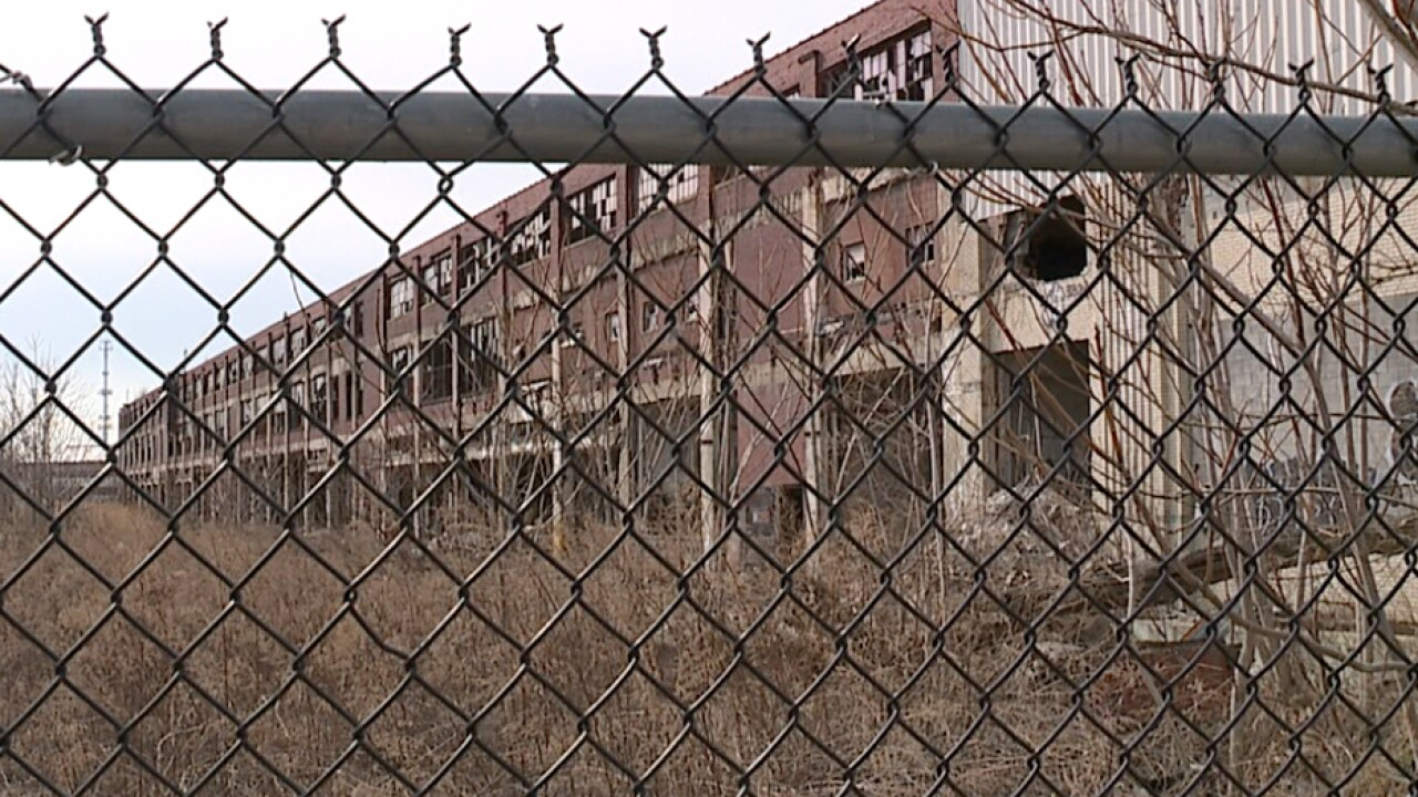 How N.E. Ohio abandoned factories are slowing local recovery
