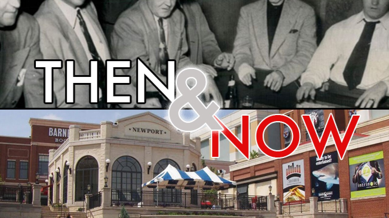 Then and Now: The rise and fall of 'Sin City'