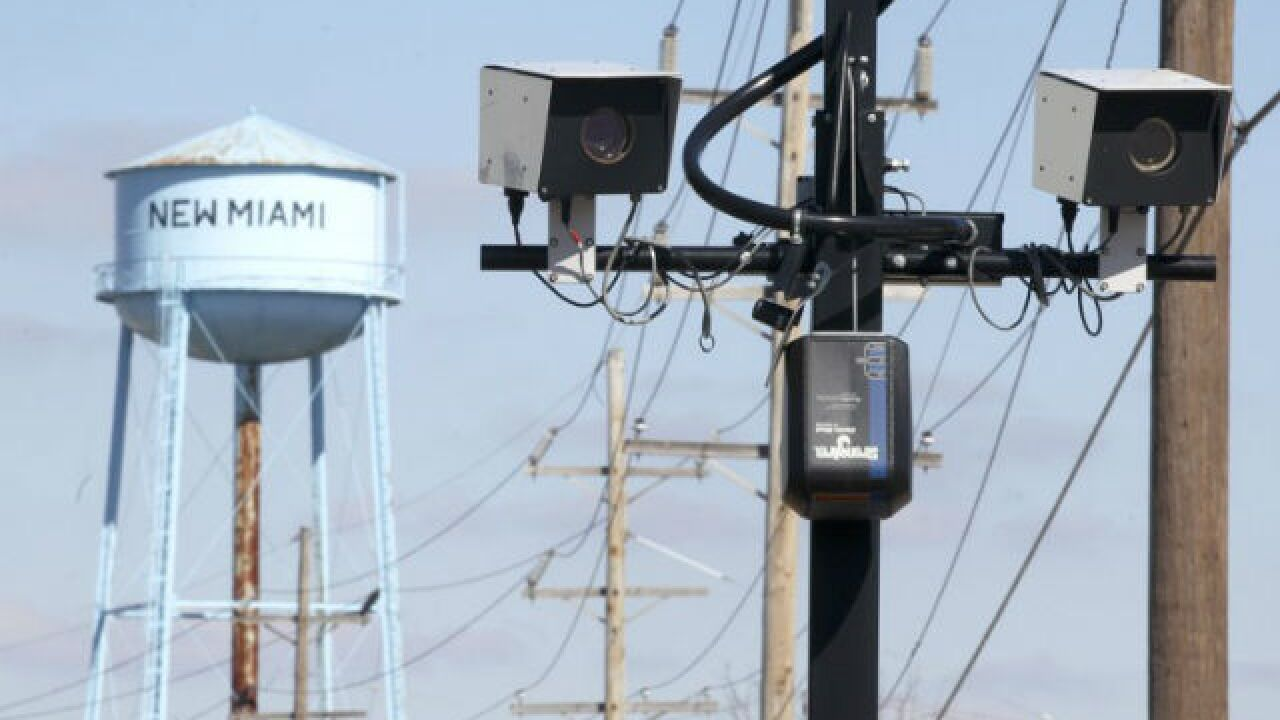 Village has 10 years to pay drivers in traffic camera case