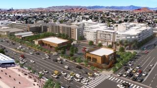 Papago Plaza artist rendering 1