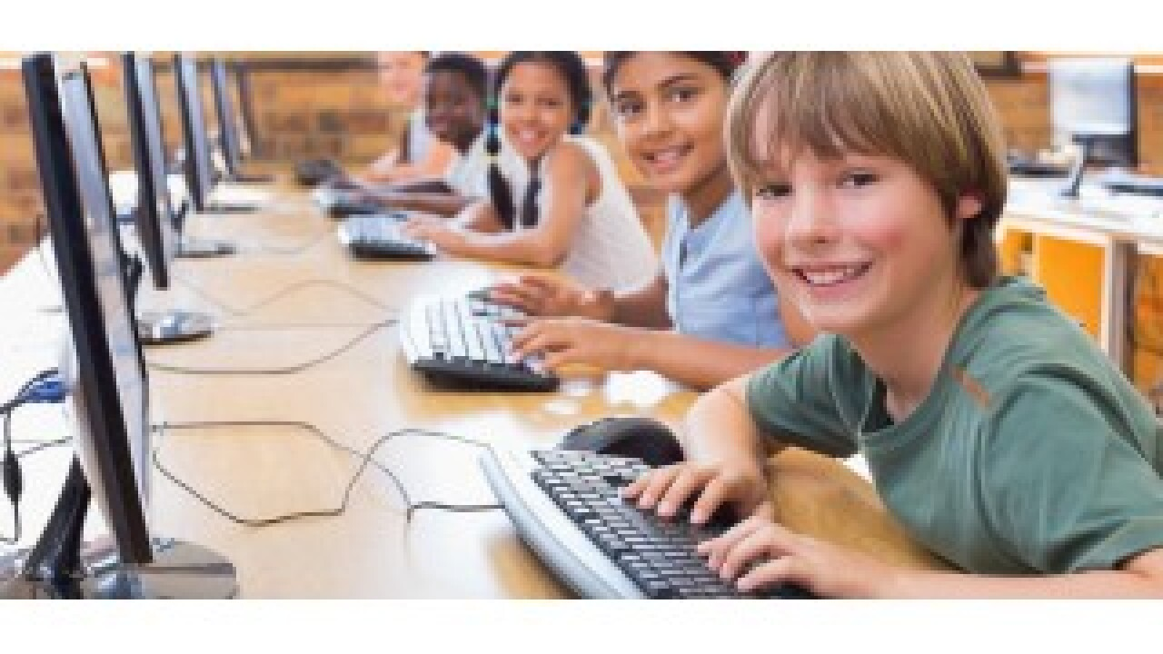 KidzType is an online, touch-typing curriculum for children - with fun woven into each tutorial.