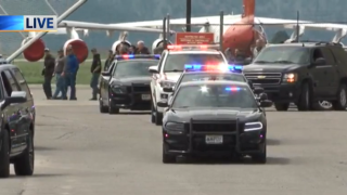 VIDEO: Trooper Palmer comes home to Montana