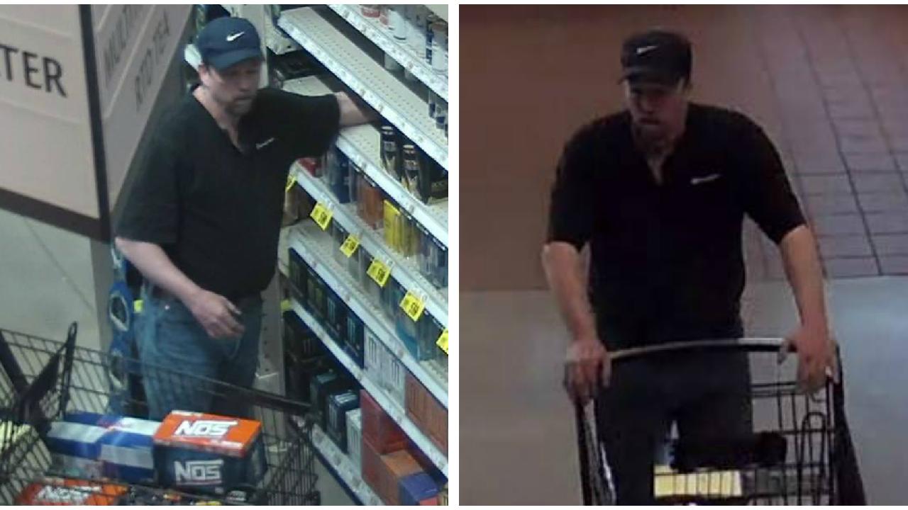Police: 'Sleepy' man stole 20 packs of energy drinks from MidlothianWegman's
