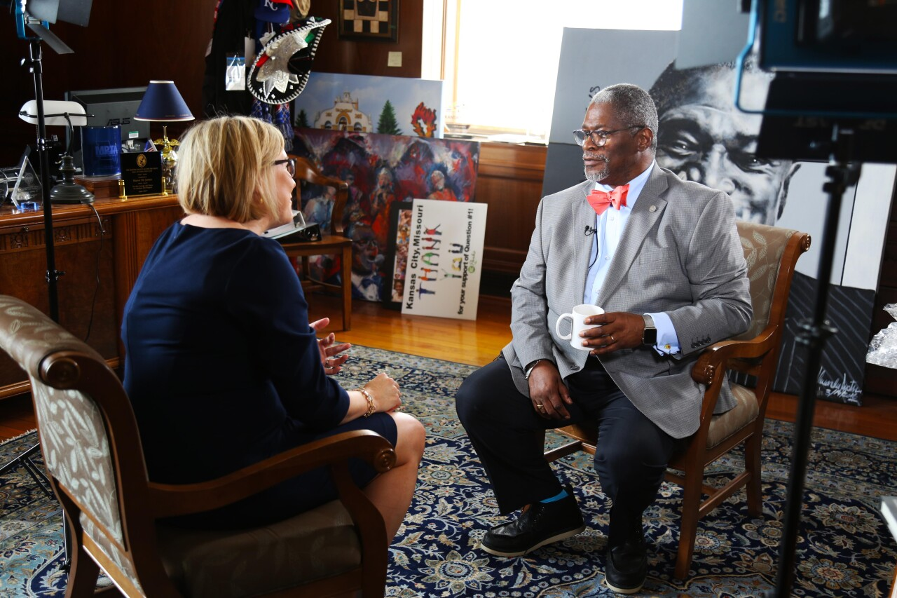 Sly James exit interview-3