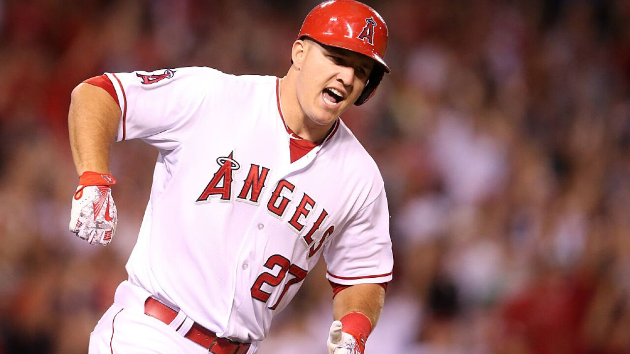 By the numbers: Angels' Mike Trout set to sign largest contract in sports history