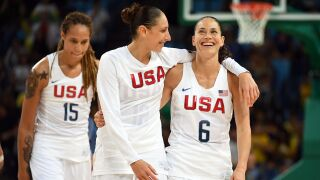 U.S. Olympic women's basketball roster revealed on 'TODAY'