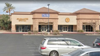 Chandler Gold's Gym Pickleball joint