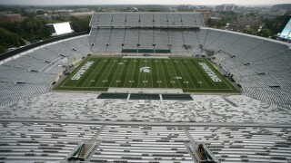 Michigan State Spartans react to football season postponement