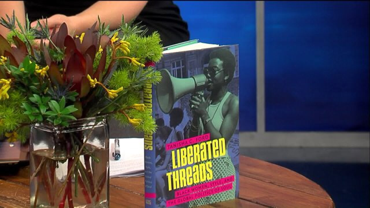 'Liberated Threads' is the latest project by award-winning writer Tanisha C. Ford,Ph.D.