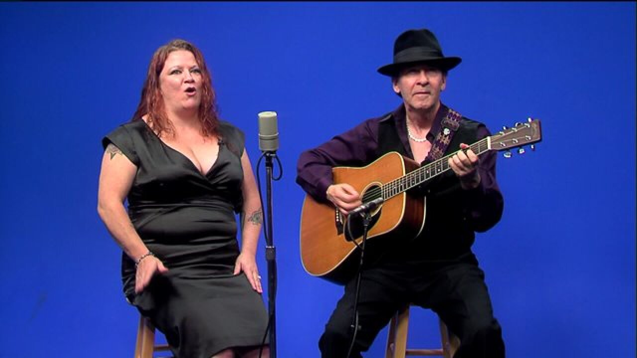 Enjoy two soulful performances by Forrest McDonald and Becky Wright