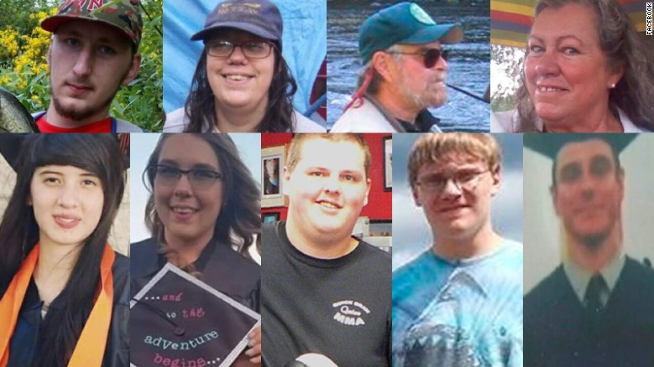 Oregon shooting: Victims remembered for compassion