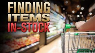 In-stock items