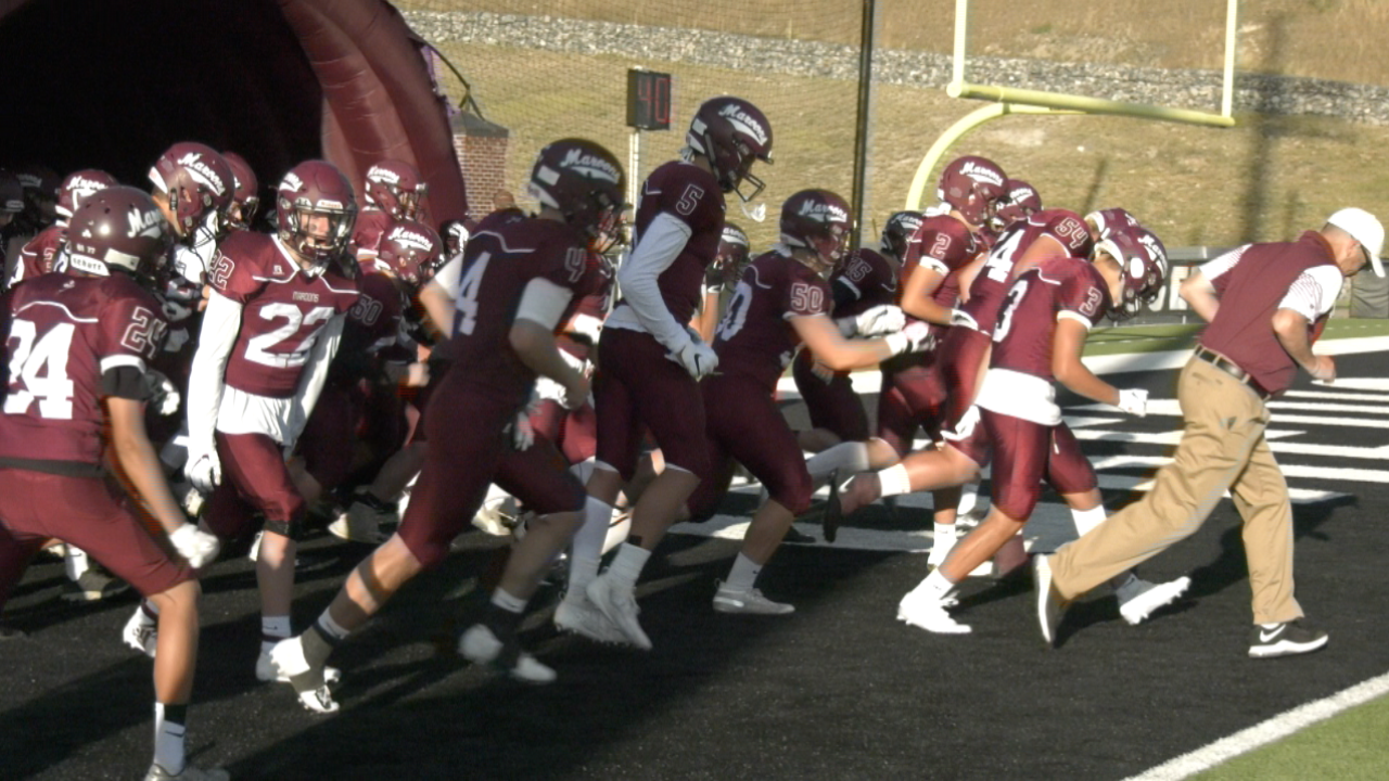 Butte Central football