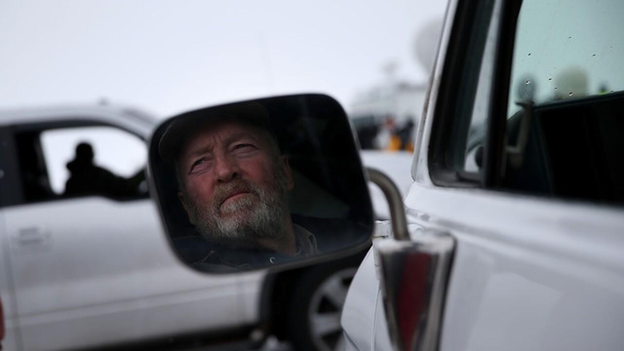 PHOTOS: 28 days of photos from Burns, Oregon