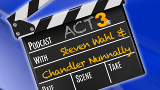 Act 3 podcast: Episode 2 – Oscar recap