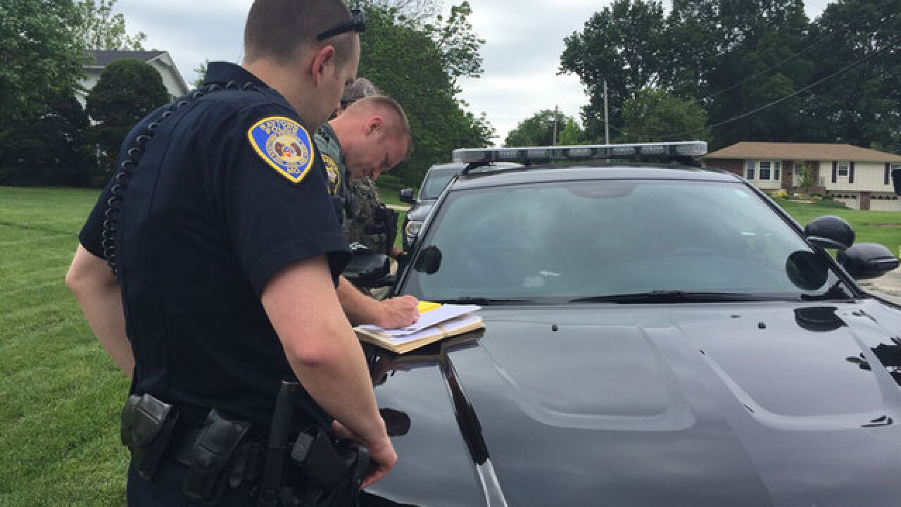 Jackson Co. sheriff conducts sex offender sweep