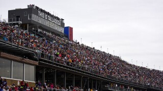 Rain forces NASCAR playoff postponement at Talladega