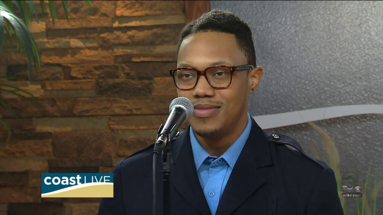 """A performance from a local production of """"Sister Act"""" on CoastLive"""