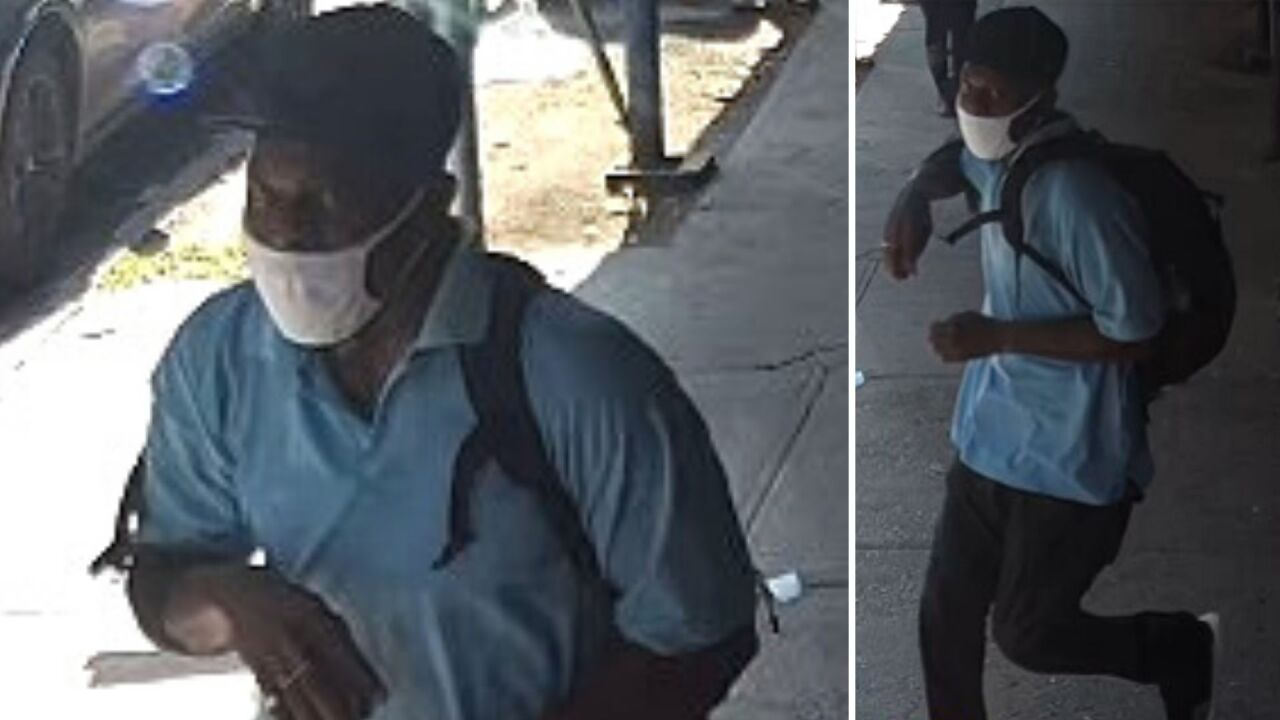 Man wanted after 78-year-old man choked, robbed in Bronx home