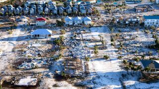 Survivors scramble for food and water in the wake of Hurricane Michael