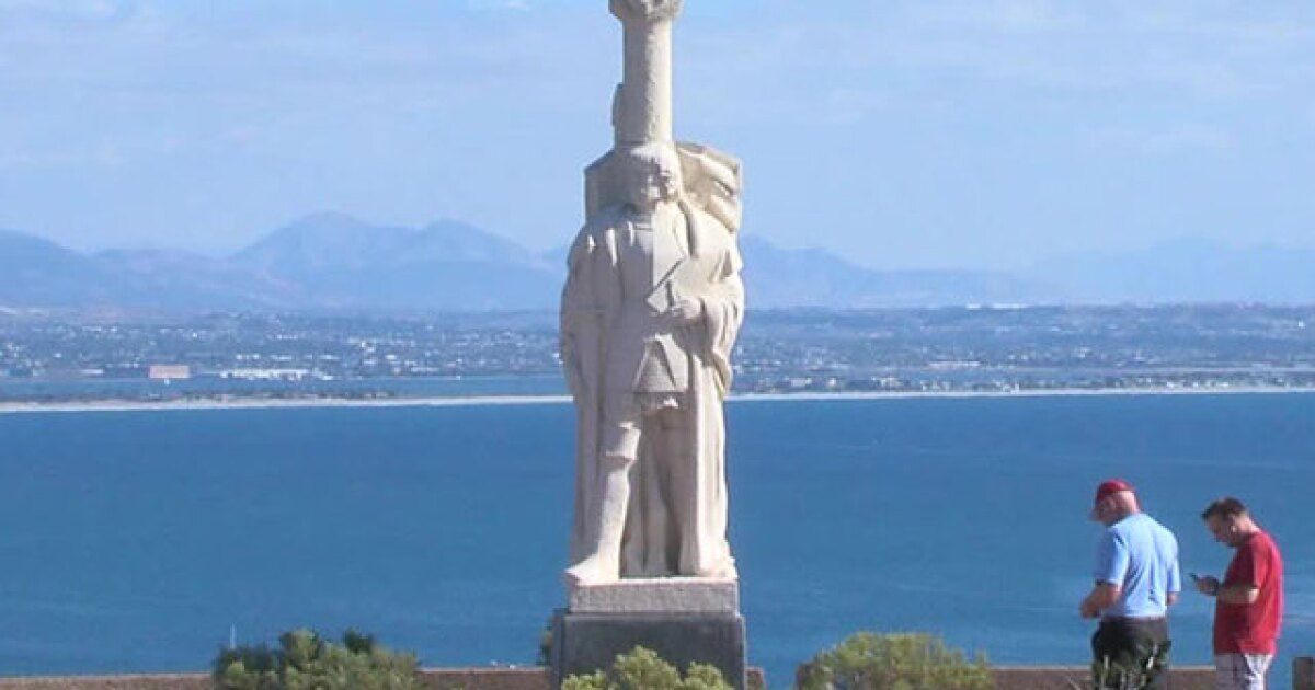 Free Cabrillo monument entry on National Public Lands Day