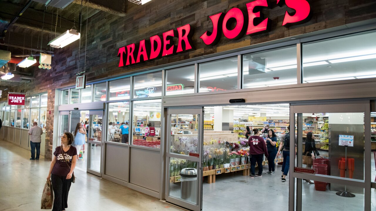 Trader Joe's recalls several products for listeria concern