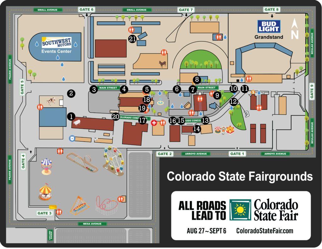Colorado State Fair $2 Tuesday