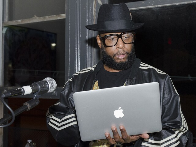 Hip-Hop Halloween party with Talib Kweli at Revel OTR