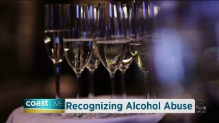 Recognizing signs of alcohol abuse on Coast Live