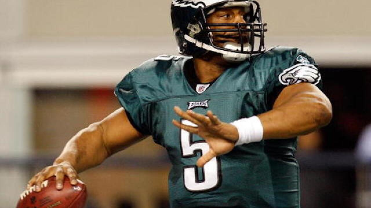 Is donovan mcnabb gay