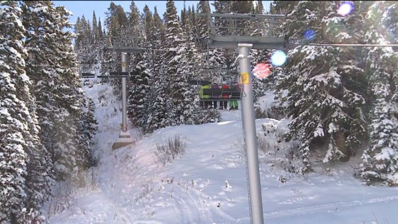 Scientists predict global warming will end Utah's ski industry